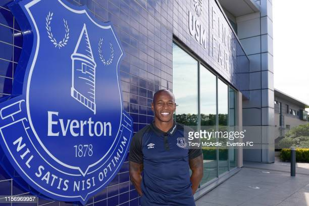 New Everton Assistant Manager Luis Boa Morte of Everton poses for a photo at USM Finch Farm on June 19, 2019 in Halewood, England.
