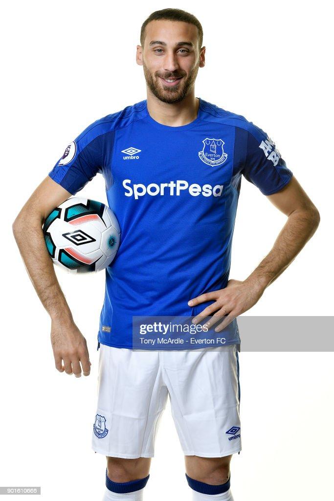 Everton Unveil New Signing Cenk Tosun : News Photo