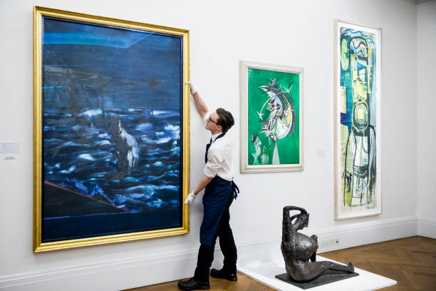 GBR: Sotheby's Brave New Visions Exhibition