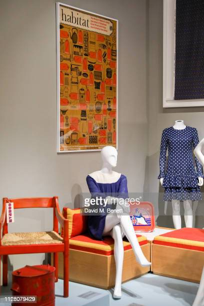 New exhibition Swinging London A Lifestyle Revolution featuring the work of Terence Conran Mary Quant Laura Ashley and more at The Fashion and...
