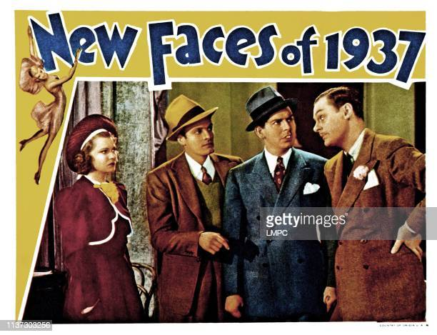 New Faces Of 1937 lobbycard