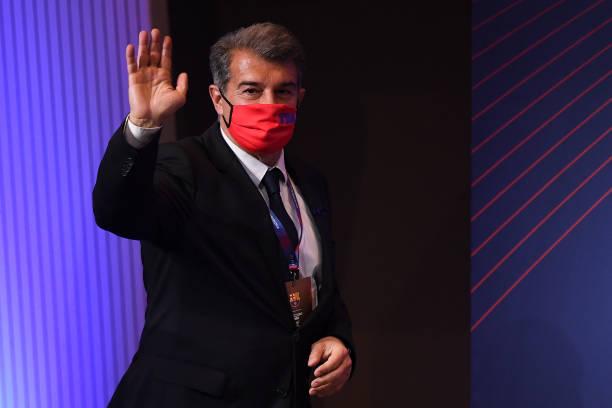 ESP: FC Barcelona New President Election