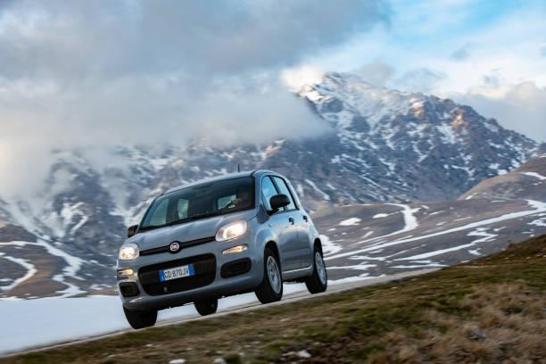 ITA: New Fiat Panda 2021 In Gran Sasso D'Italia