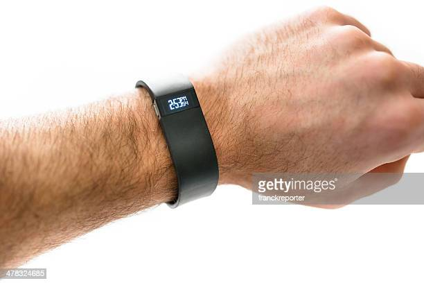 New Fitbit Force, sport fitness tracker