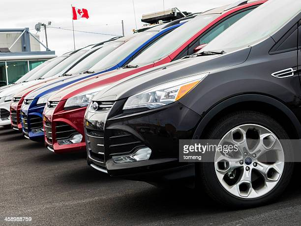New Ford Escape Vehicles