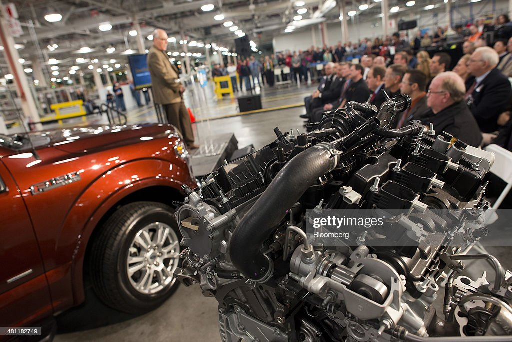 Ford lima engine plant homepage ford tractor engine and for Ford motor company lima ohio