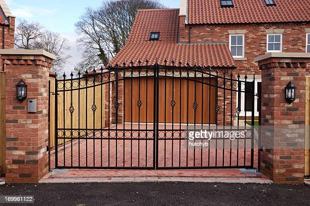 New Gated House