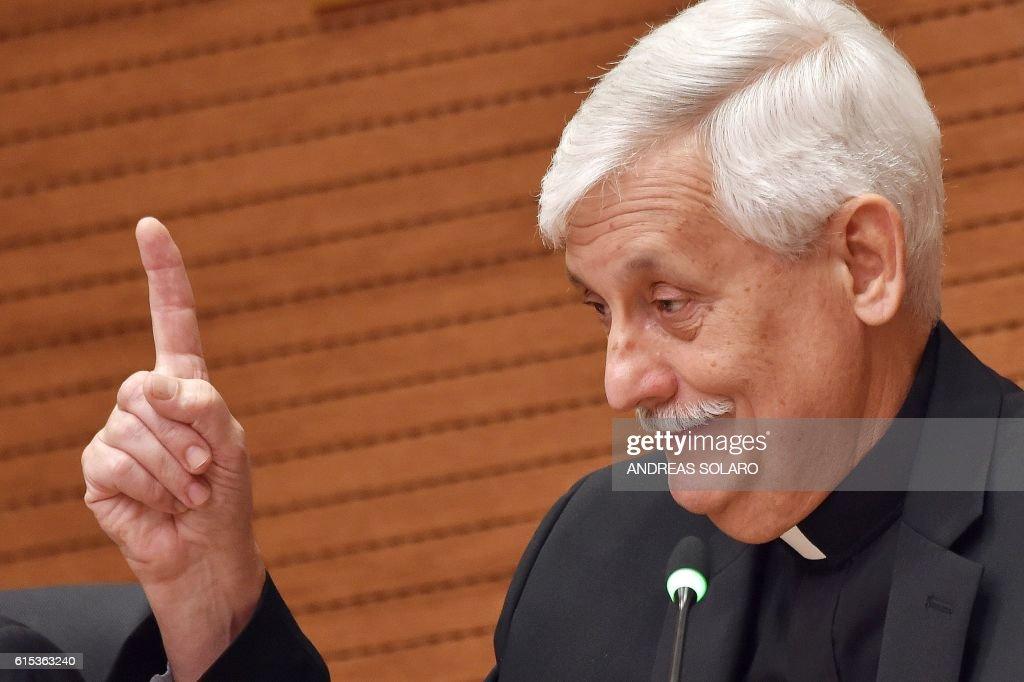 ITALY-RELIGION : News Photo