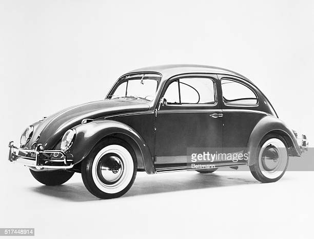 New German Volkswagen model 1962