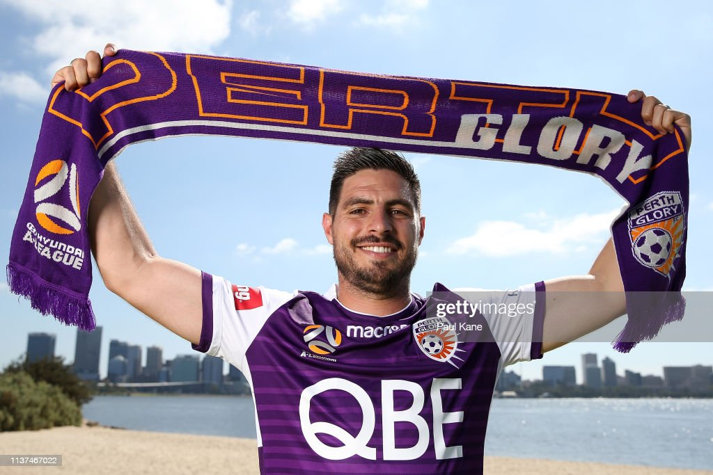 AUS: Perth Glory Press Conference