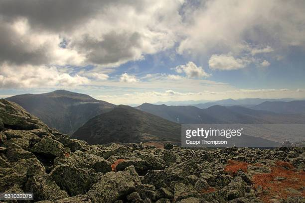 new hampshire mountain views - appalachian trail stock pictures, royalty-free photos & images