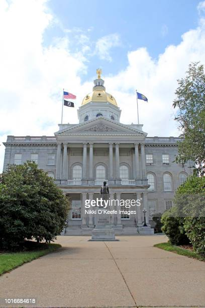 New Hampshire State Capitol - Vertical 2