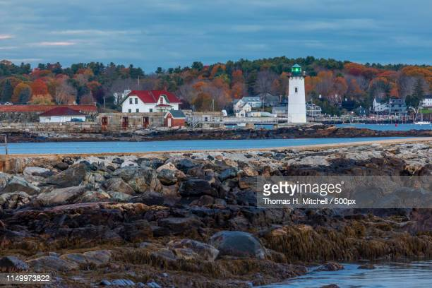 new hampshire-new castle-constitution light - new hampshire stock pictures, royalty-free photos & images