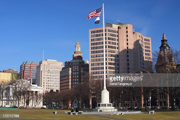 new haven - connecticut stock pictures, royalty-free photos & images