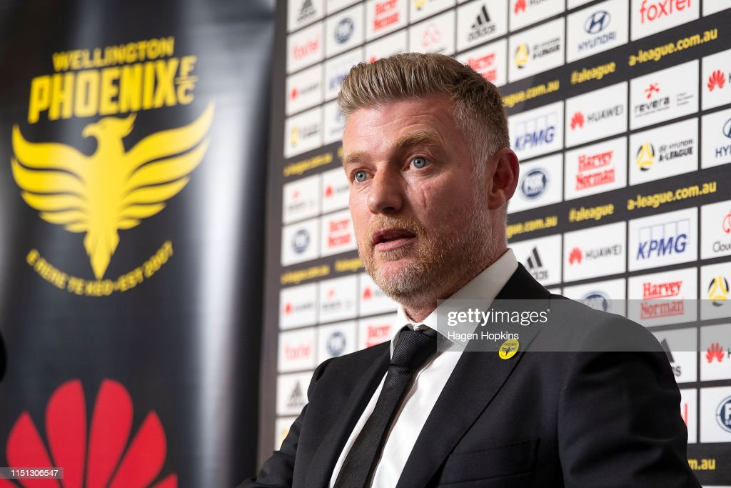 Wellington Phoenix Media Opportunity : News Photo