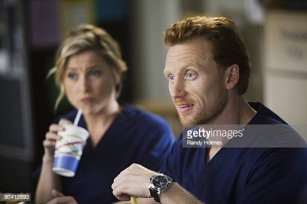 S ANATOMY New History When Owen recruits his fellow Iraqi War vet Dr Teddy Altman as the new cardiothoracic surgeon Cristina questions Teddy's...