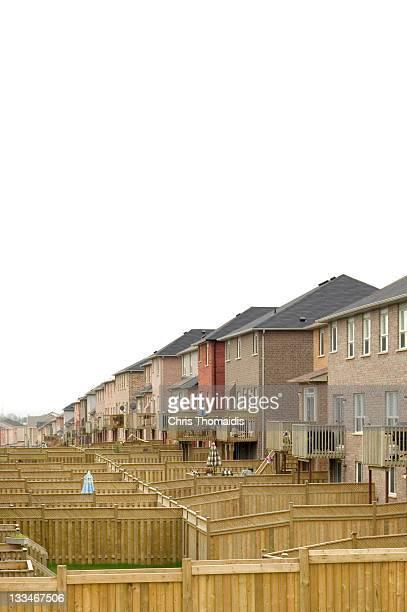 new home development - マーカム ストックフォトと画像