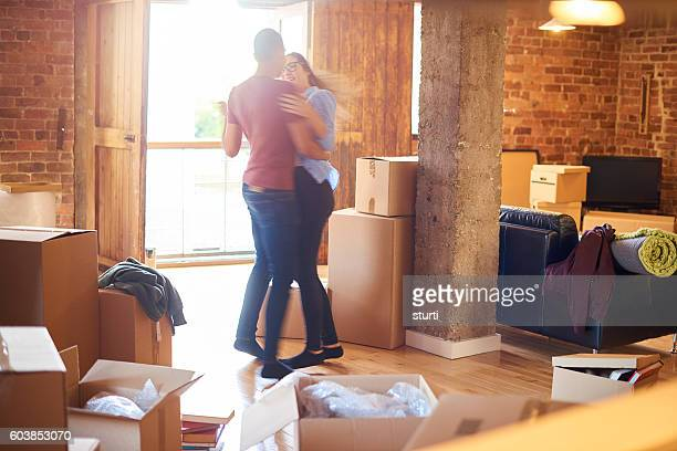 new home embrace