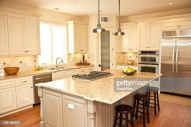New Home Luxury Kitchen Interior