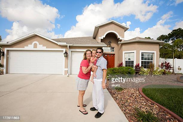 new home purchase - sarasota stock photos and pictures