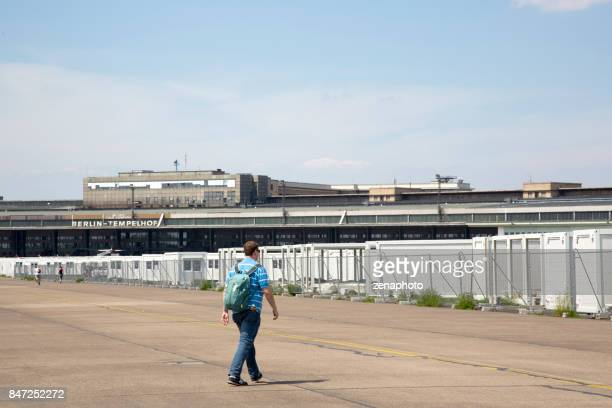new homes waiting - tempelhof airport stock pictures, royalty-free photos & images