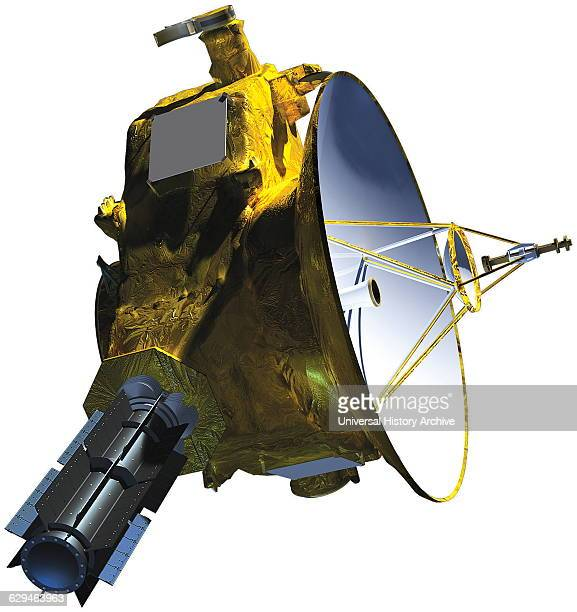New Horizons space probe launched by NASA to study Pluto and the Kuiper belt Dated 2006
