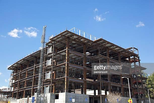 Hôpital nouveau bâtiment