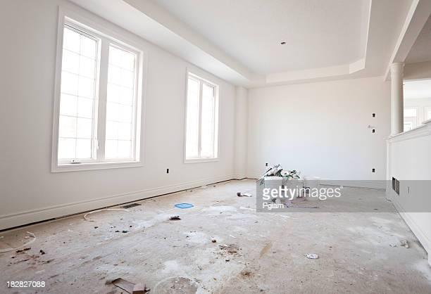 Neue Haus-Renovierung