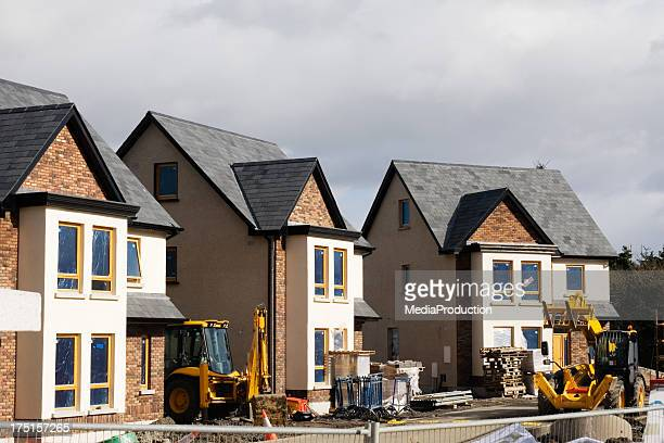 new houses - house stock pictures, royalty-free photos & images