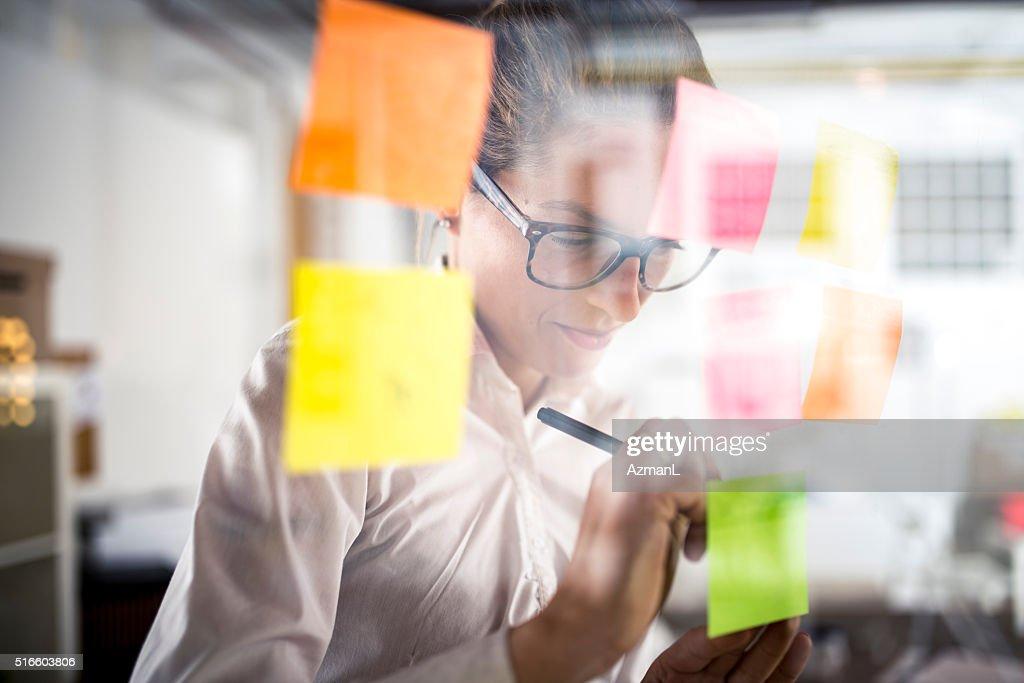 Neue Ideen für zukünftigen Erfolg : Stock-Foto