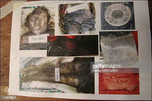New Identification Of Tsunami Victims On January 14Th 2005 In Phuket Thailand Thai And Foreign Forensic Experts Agreed To Start Again The...
