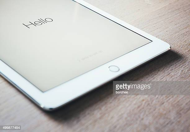 New iPad Air 2 Silver