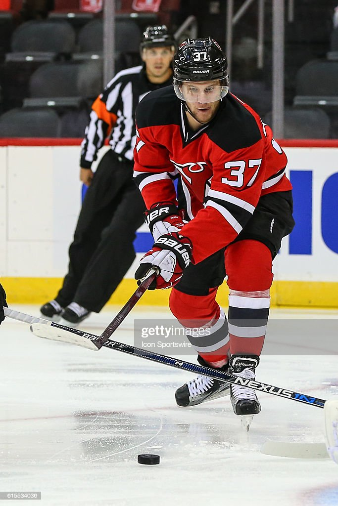 New Jersey Devils center Pavel Zacha (37) during the first period of the  game 0d1df546d