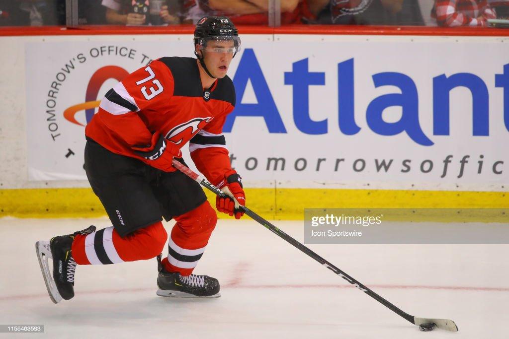 NHL: JUL 14 Devils Development Camp : News Photo