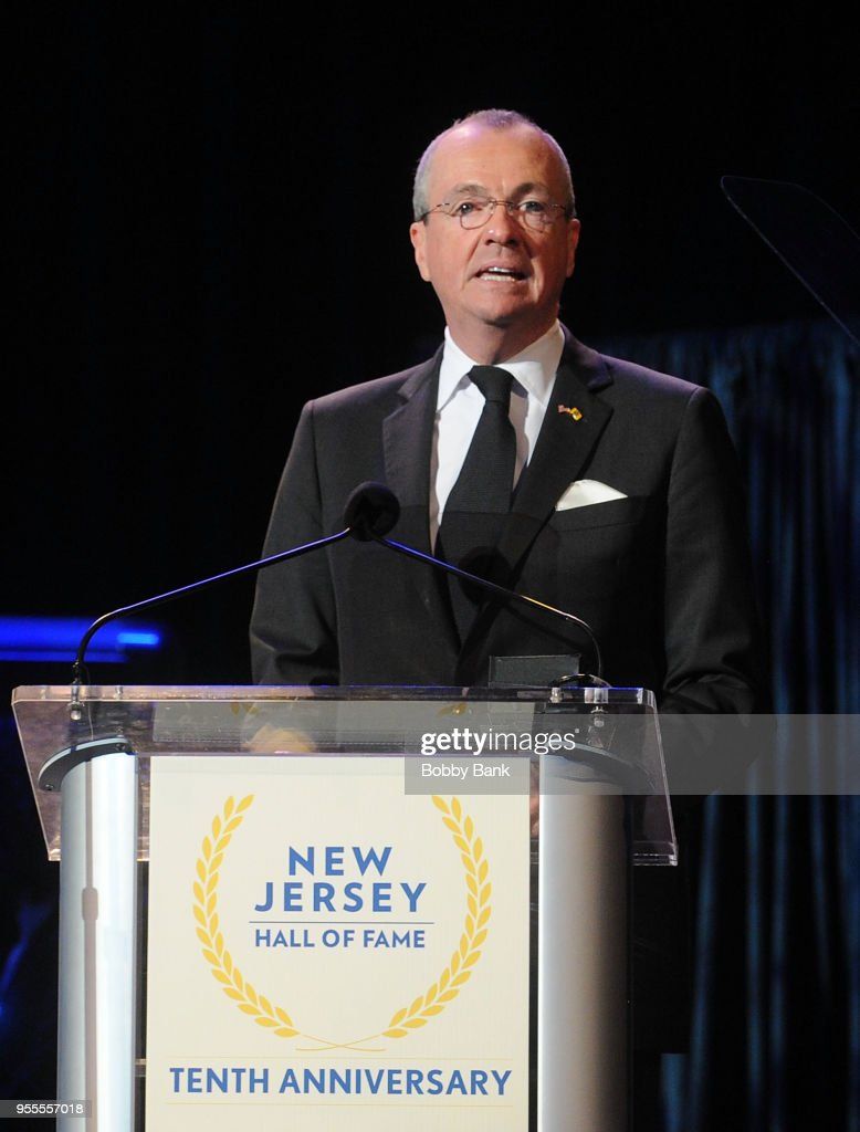 2018 New Jersey Hall Of Fame Induction Ceremony