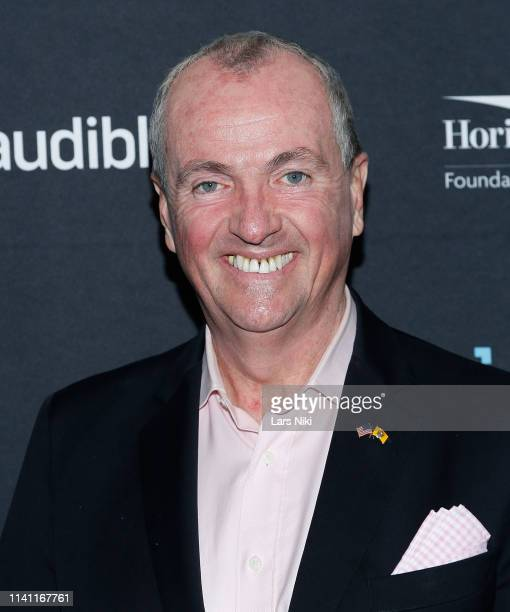 New Jersey Governor Phil Murphy attends the 2019 Montclair Film Festival at the Wellmont Theater on May 4, 2019 in Montclair, New Jersey.