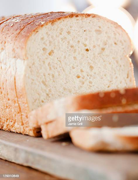 USA, New Jersey, Jersey City, Sliced bread