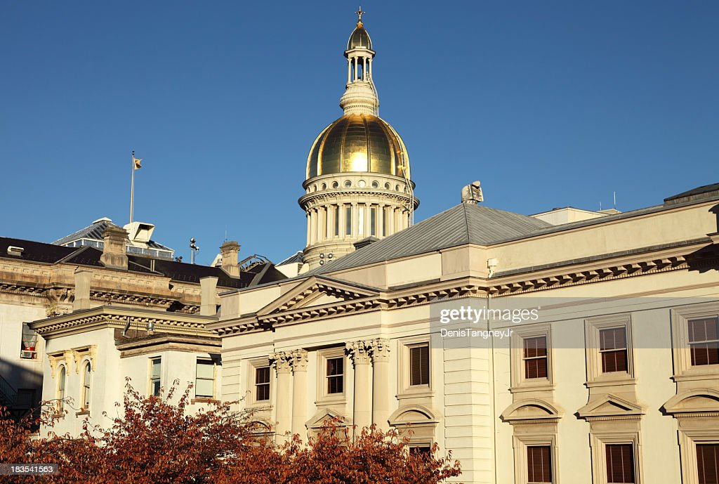 New Jersey State House : Stock Photo