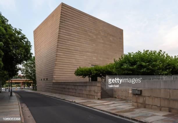 nya synagogan i dresden, tyskland - synagoga bildbanksfoton och bilder