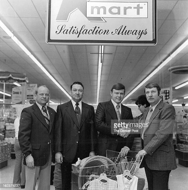 MAR 23 1974 APR 10 1974 new K Mart Store Opens at W Belleview Ave And S Broadway The New 84000squarefoot outlet replaces the original store that was...