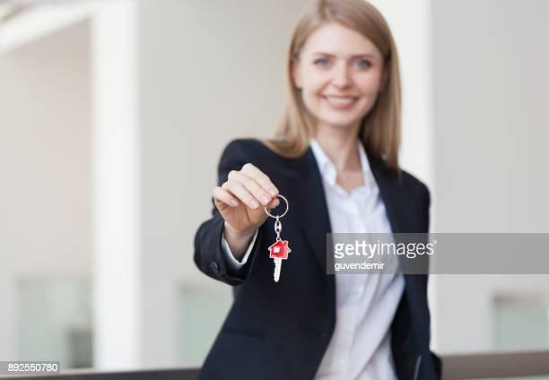Neuen Schlüssel