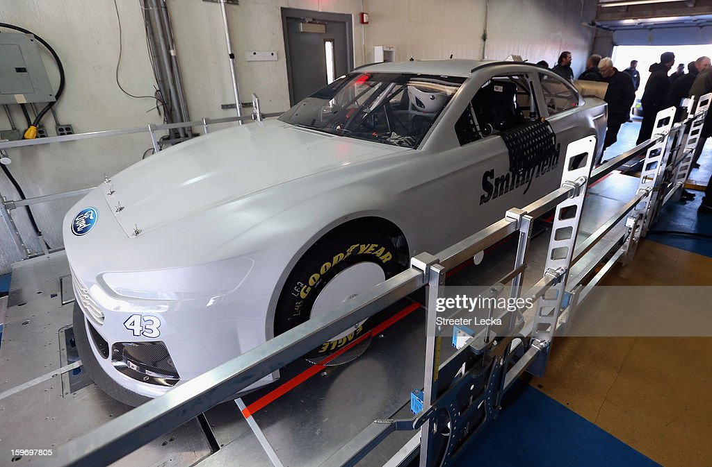 NASCAR Testing - Charlotte Photos and Images | Getty Images