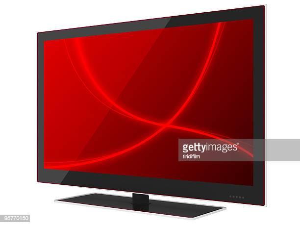nova tv de led - televisão de alta definição - fotografias e filmes do acervo