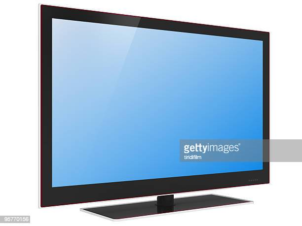 new led tv - flat screen stock pictures, royalty-free photos & images