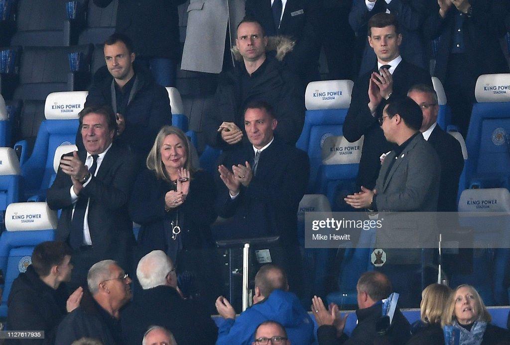 Leicester City v Brighton & Hove Albion - Premier League : News Photo