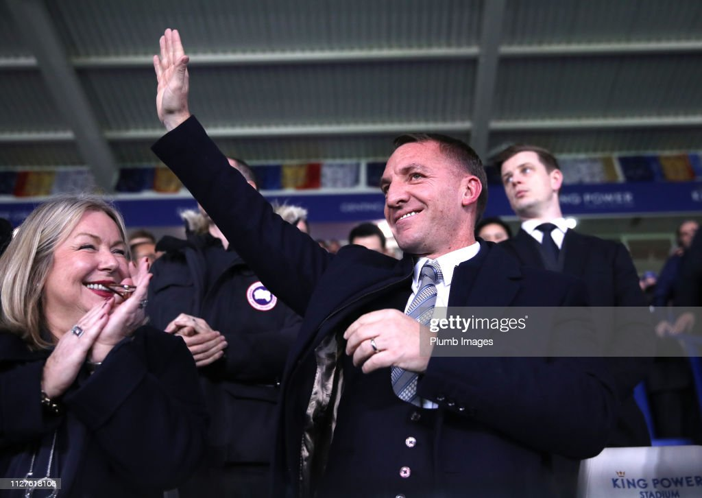 GBR: Leicester City v Brighton & Hove Albion - Premier League