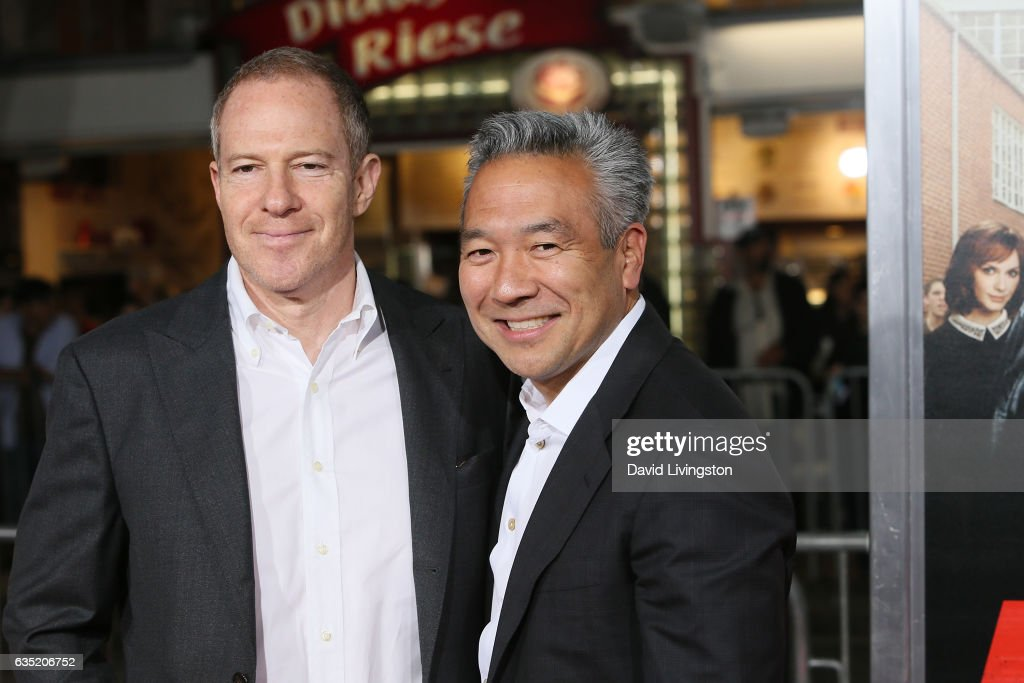 New Line Cinema President Toby Emmerich and Warner Brothers CEO