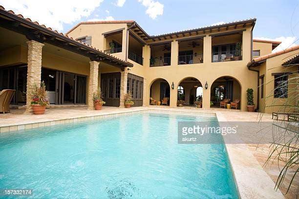 New Luxury Estate Home