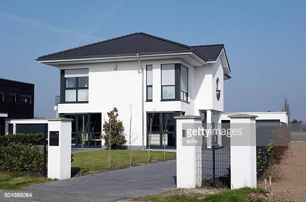 Une maison familiale de luxe