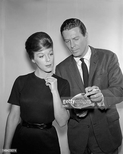 PRECINCT New Man in the Precinct Episode 28 Pictured Elizabeth Perry as Linda Walters Fred Beir as Cotton Hawes